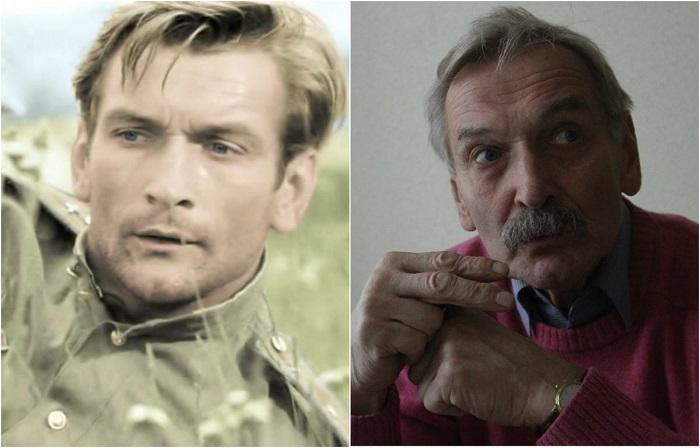 Этого актера многие зрители знают по роли старшего лейтенанта Скворцова из кинофильма «В бой идут одни старики».