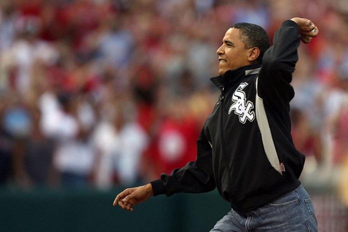 «Это самый большой стресс в моей жизни». Барак Обама.