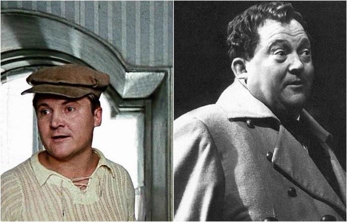 Замечательный актер сразу полюбился зрителям благодаря тому, что отлично играл комедийные и лирические роли.