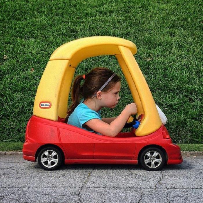 Детские авто  видео