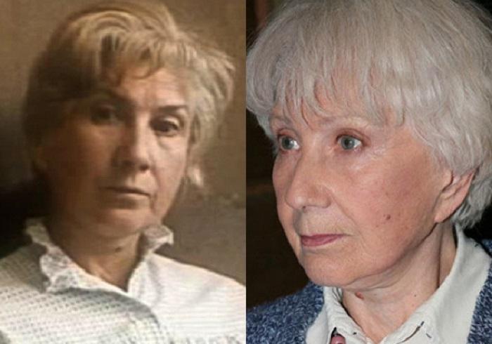 Советская актриса театра и кино, сыгравшая роль бабушки Юли Грибковой в фильме «Гостья из будущего».