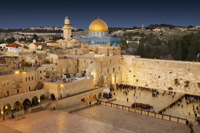 Иерусалим - родина трёх религий.