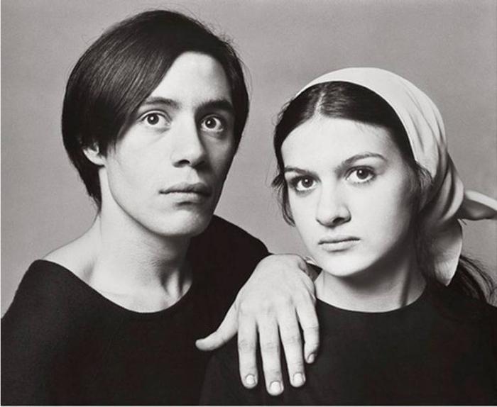 Дети Пабло Пикассо и Франсуазы Жило, Париж, Франция, 1966 год.