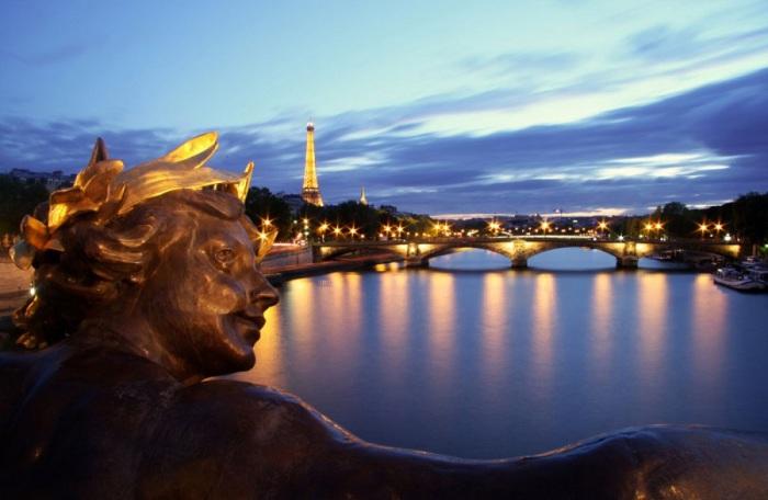 Самый романтичный и красивый город западной Европы, который считается образцом стиля и моды.