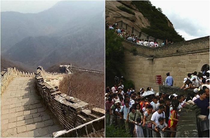 Один из крупнейших и древнейших памятников архитектуры в мире.
