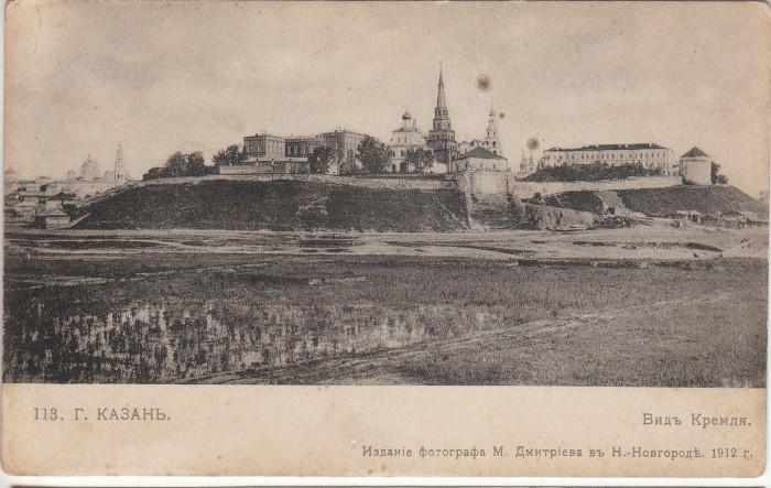 Древнейшая часть Казани,  раскрывающая многовековую историю города.