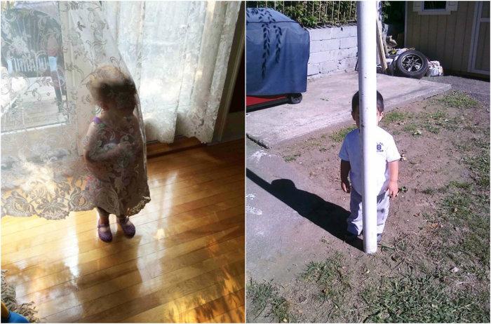 Потрясающие снимки на которых «сложно» найти малышей.