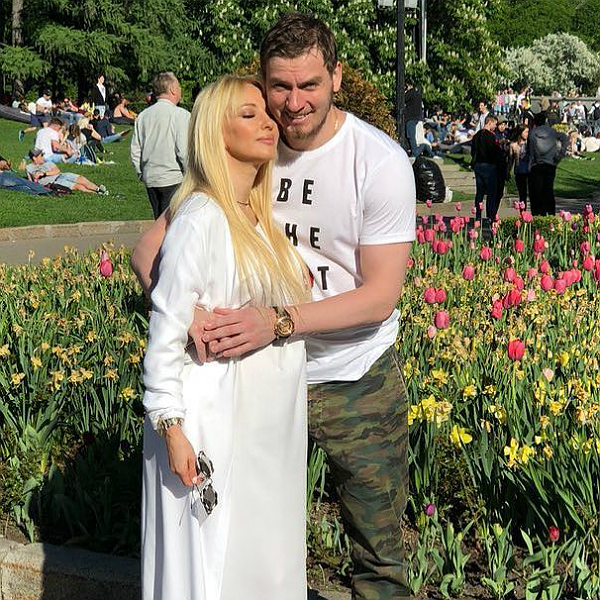 Известная телеведущая в 47 лет стала мамой во второй раз. /Фото: sostav.ua