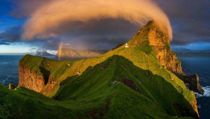 Автор фотографии «Остров Калсой» – Войцех Кручинский (Wojciech Kruczynski).