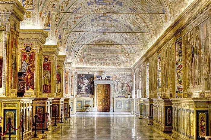 Музеи считаются одними из самых интересных в Риме.