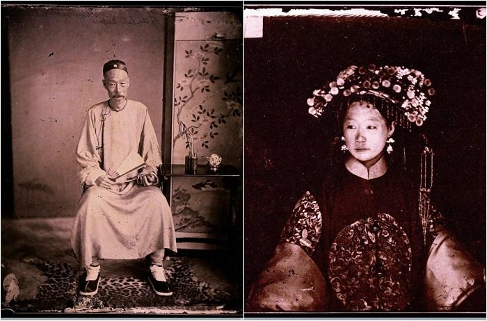 Китай в 1868-1870-х годах на снимках Джона Томпсона.