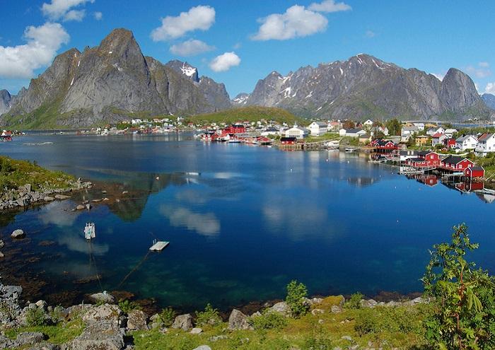 Найкрасивіша рибальське село.
