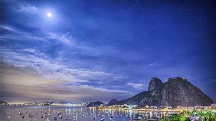 Сердце Бразилии, раскинувшееся среди многокилометровых пляжей и склонов гор.