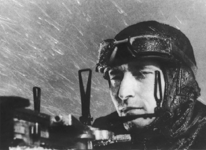 1936 год. Фотограф Яков Халип.