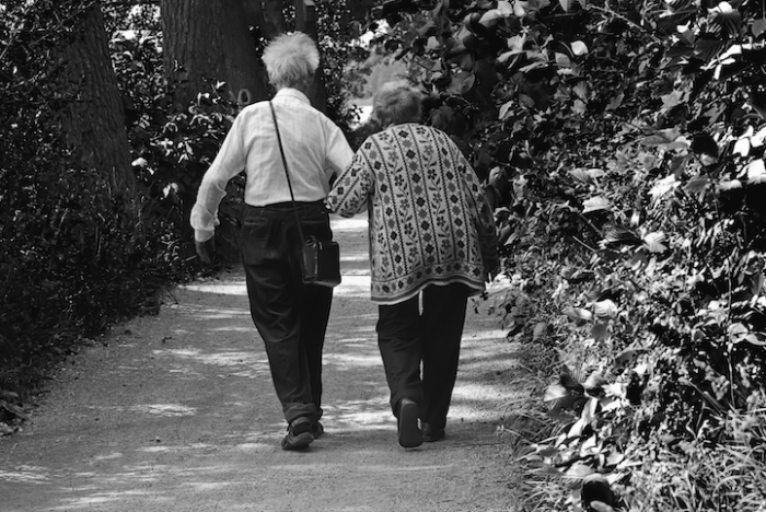 Вместе невзгоды не страшны. Фотограф - Giuseppa Sallustio.