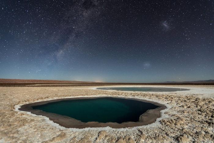 Пустыня Атакама. Автор фотографии: Виктор Лима (Victor Lima).