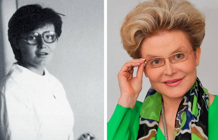 Ведущая телепрограмм «Здоровье» и «Жить здорово!», выходящих в эфир на «Первом канале».