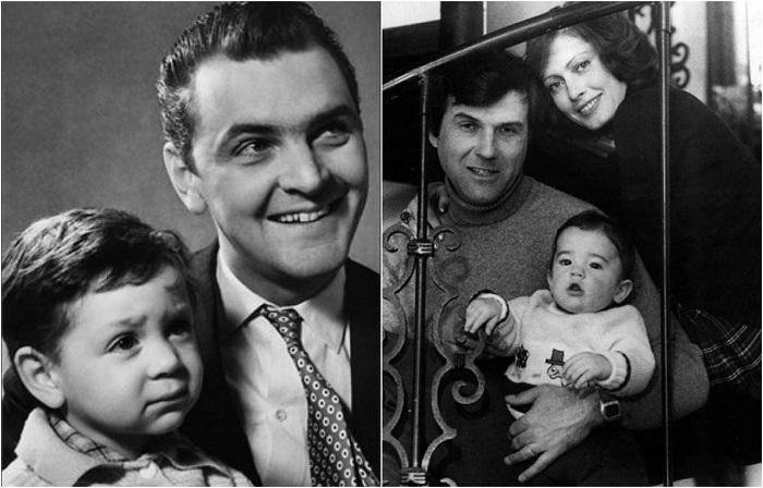 Какими мамами и папами были звезды СССР...
