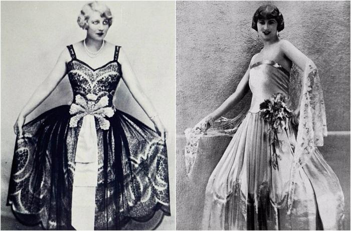 Отличительные особенности моды 20-х годов.