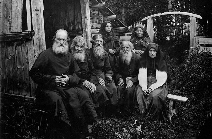 Шарпанский скит в Семеновском уезде.
