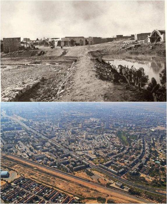 Беэр-Шева - город, рядом с котором расположен библейский холм.