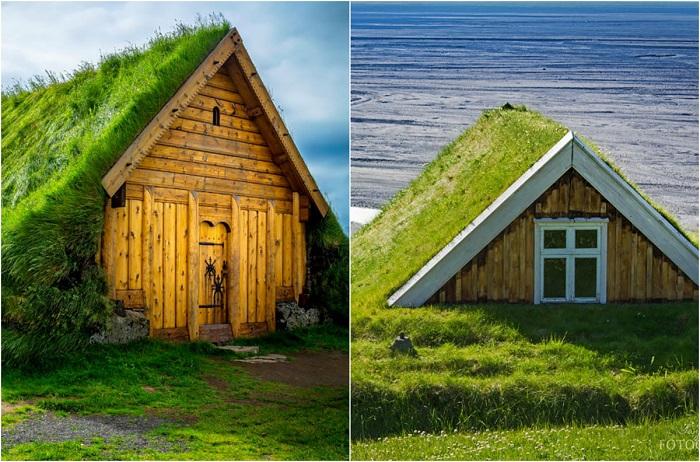 Живописные места с красивейшими домами.