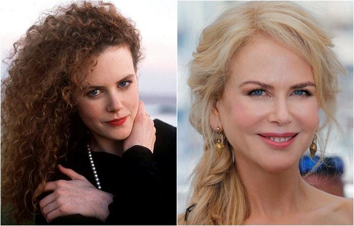 Посол доброй воли ЮНИСЕФ, австралийско-американская актриса, певица, продюсер, которая обладает именной звездой на Голливудской «Аллее славы».