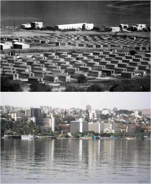Тверия - город на западном берегу Тивериадского озера в Галилее.