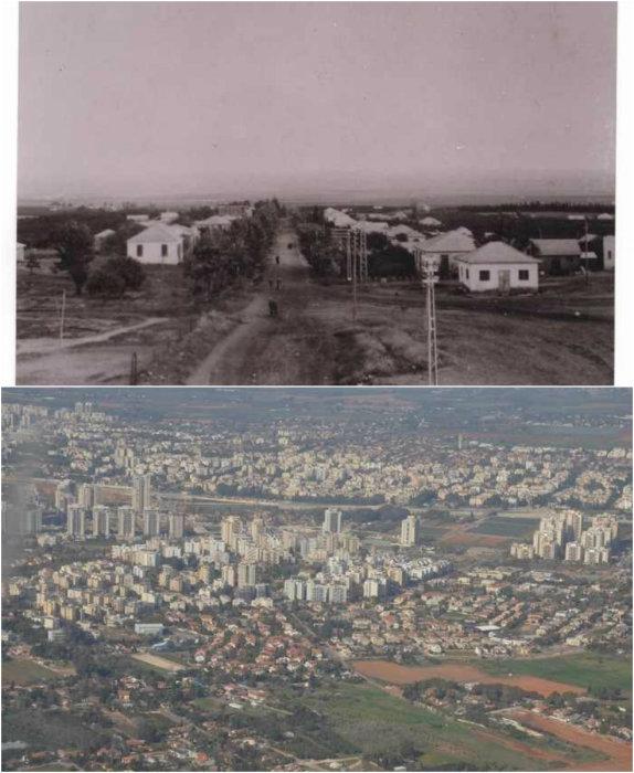 Ход-ха-Шарон - город в Центральном округе Израиля.
