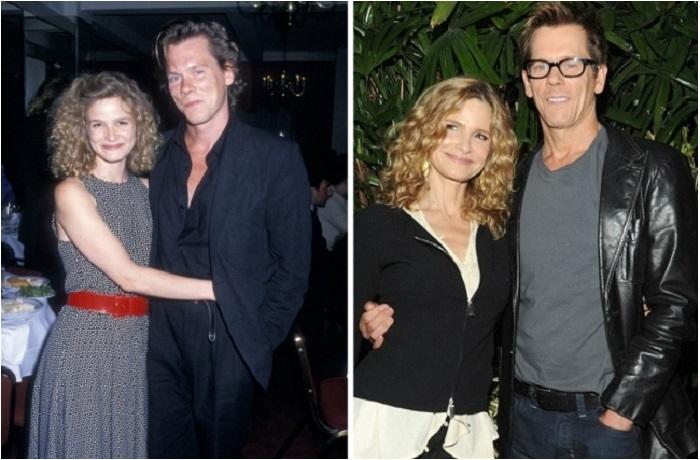 В конце 1980-х Бейкон познакомился с игравшей главную женскую роль актрисой Кирой Седжвик, и их отношения вскоре переросли в брак. Сейчас у них 2 детей и 28 лет счастливого брака за плечами.