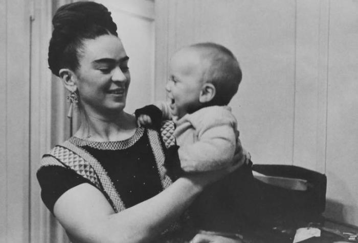 Крепкая дружба Фриды Кало и Люсьенны Блох не прервалась даже после переезда фотографа в США в 1938 году.