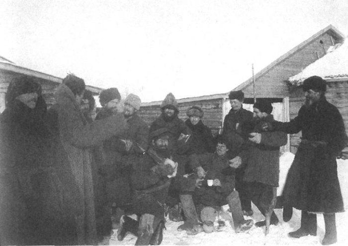 Мужской праздник. Владимирская губерния, 1914