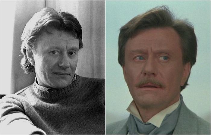 Культовый советский актер, исполнивший множество как драматических, так и комедийных ролей в ставших современной классикой фильмах.