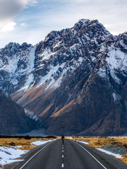Огромное количество туристов ежегодно посещают заповедники Зеландии.