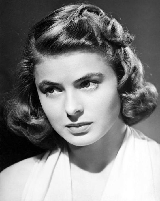 Талантливая и очень красивая шведская актриса занимает 4-е место в рейтинге 100 величайших звезд кино за 100 лет по версии AFI.