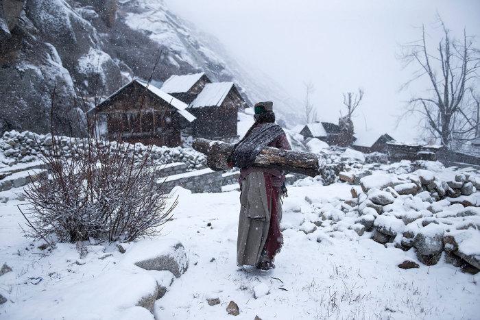 Мужчина отделившийся от жизни в обществе. Автор фотографии: Маттиа Пассарини (Mattia Passarini).