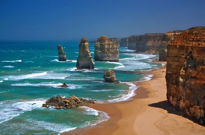 Туристическая достопримечательность в австралийском штате Виктория.
