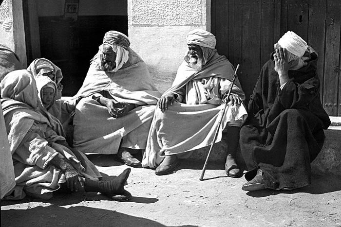 Алжир, Гардая.