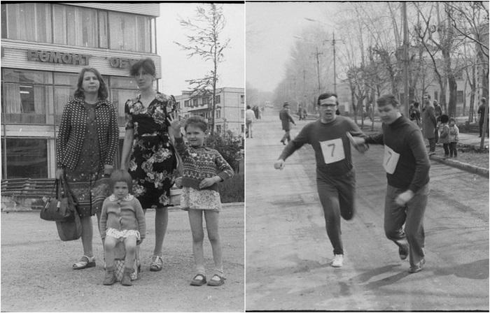 Советская жизнь на старых фотографиях.