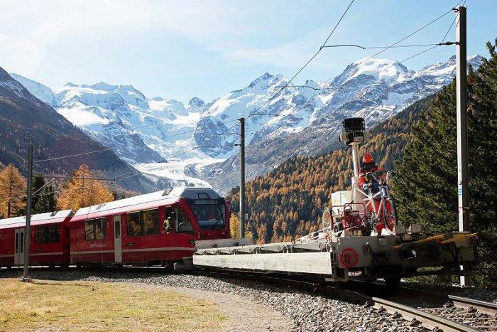 Железная дорога, построенная в целях туризма на рубеже XIX в.