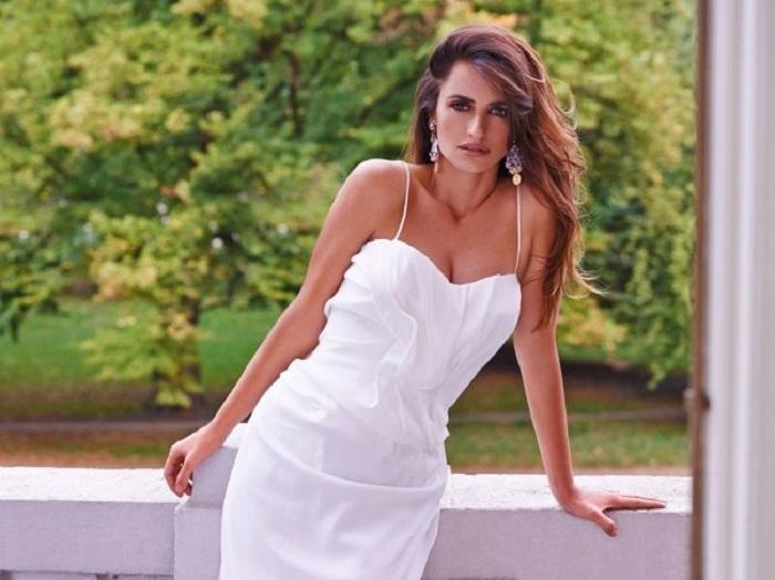 40-летняя испанская киноактриса и модель.