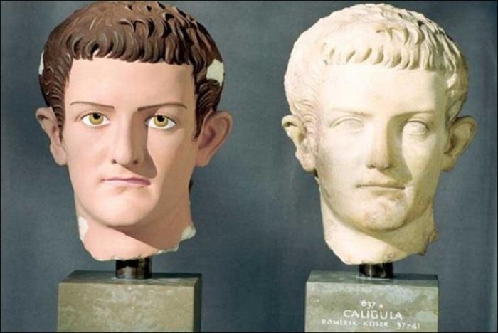 Калигула - третий сын Германика и Агриппины Старшей.