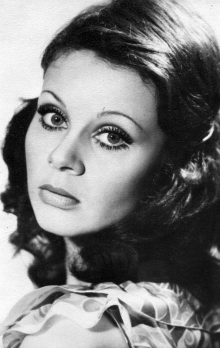 Молодая Полищук была очень похожа на итальянскую актрису Софи Лорен. | Фото: sibmincult.ru.