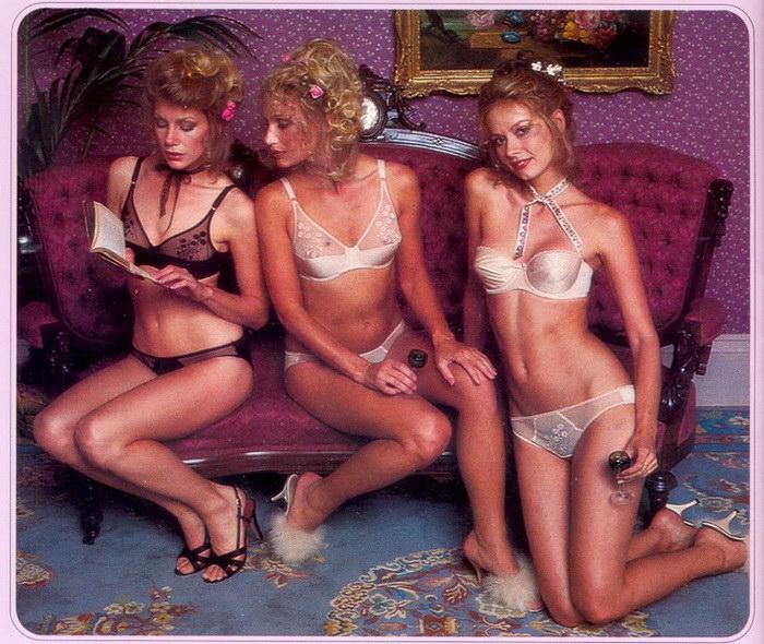 Комплекты нижнего белья, раскрывают сексуальность и природную обворожительность.