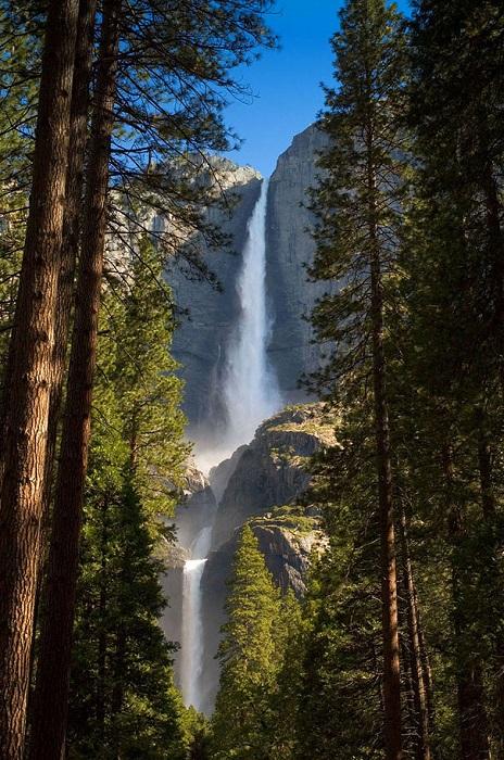 Национальный Парк Йосемити, Калифорния, США.