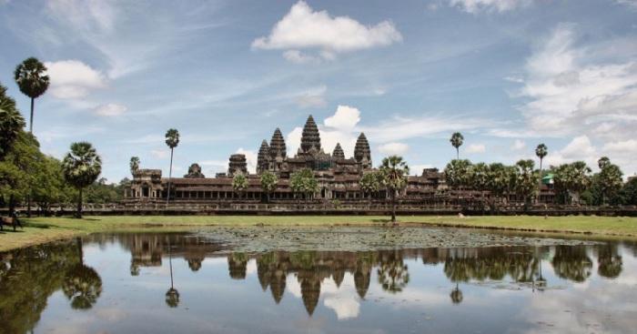 Город в одноименной провинции на территории Камбоджи.