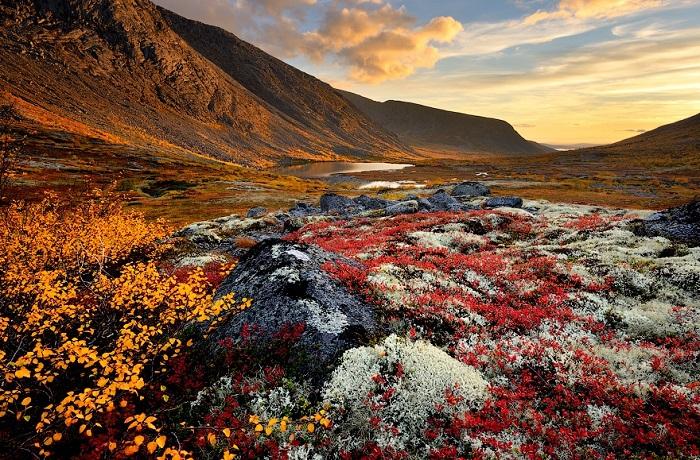 Разнообразная красота России.
