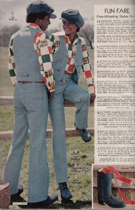 Иногда одежда для мужчин и женщин была абсолютно одинаковой, вплоть до мельчайших деталей.