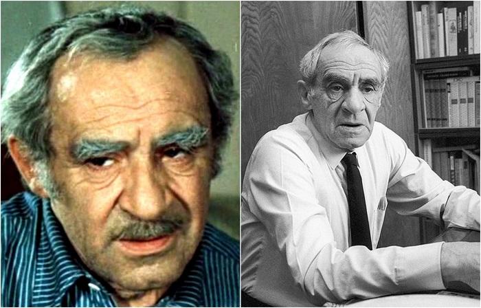 Советский актер театра и кино, народный артист СССР, признанный мастер эпизодических комедийных ролей.