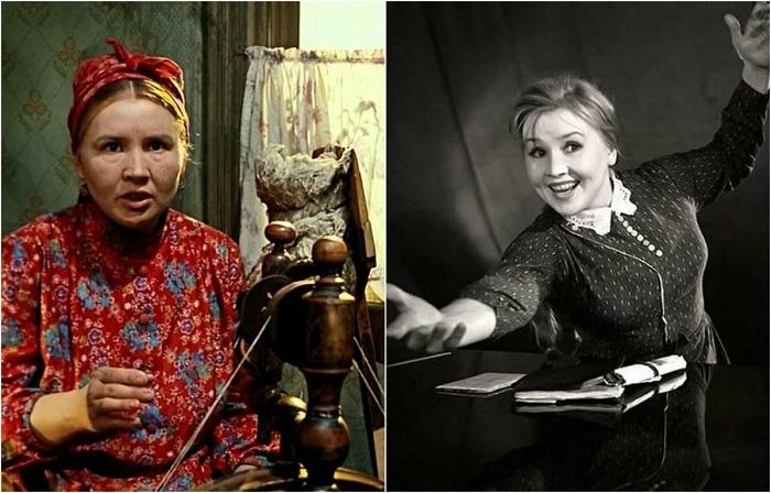 Советская актриса, чья творческая судьба складывалась очень непросто из-за сложных отношений с главой «Мосфильма» Иваном Пырьевым.